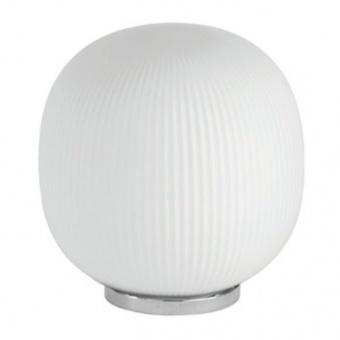 настолна лампа igloo, frosted white, 1xE27, ondaluce, lt.igloo/20