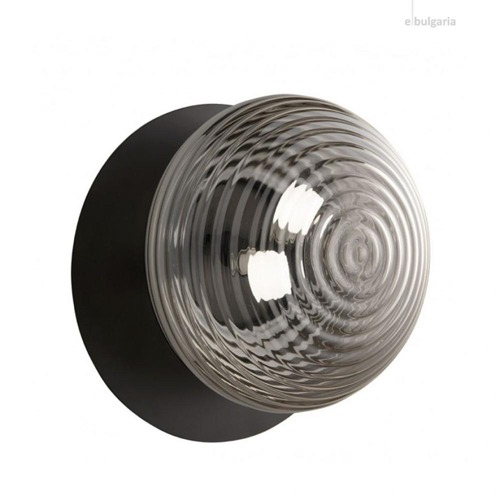 плафон tondo, smoked, 2xE27, ondaluce, pl.tondo/fume