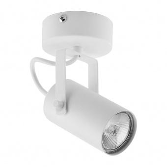 спот redo, white, 1xGU10, tk lighting, 1049