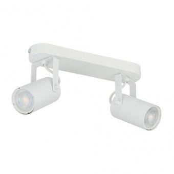 спот redo, white, 2xGU10, tk lighting, 1074