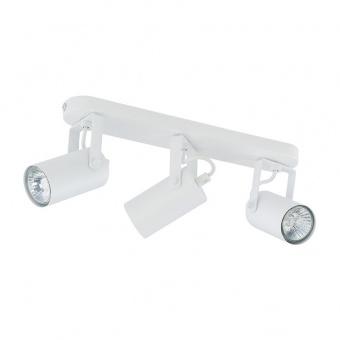 спот redo, white, 3xGU10, tk lighting, 1109