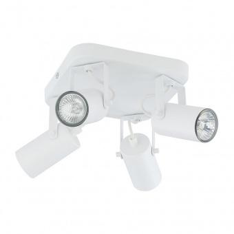 спот redo, white, 4xGU10, tk lighting, 977