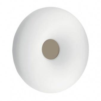 плафон dodi, frosted white/dove grey, ondaluce, 3xE27, pl.dodi/42