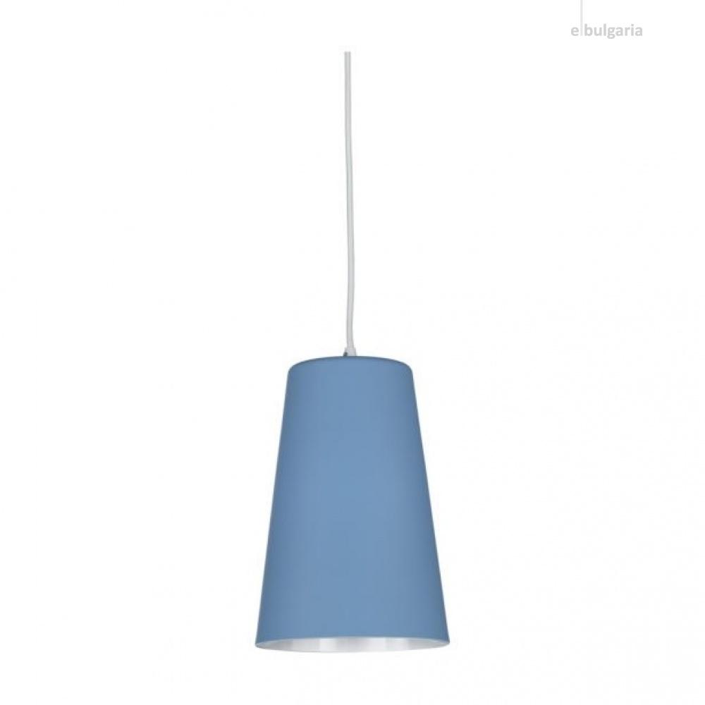 пендел pail, blue, ondaluce, 1xE27, so.pail/20-blu