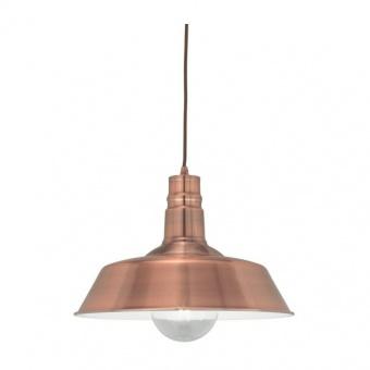 пендел loira, copper, ondaluce, 1xE27, so.loira/40-rame