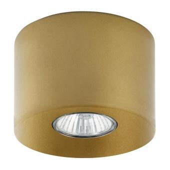 луна orion, gold, tk lighting, 1xGU10, 3199