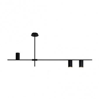 полилей aristo, black, acalighting, 3xgu10, OD843C130B