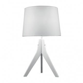 настолна лампа mimi, white, ondaluce, 1xE14, lt.mimi/bianco