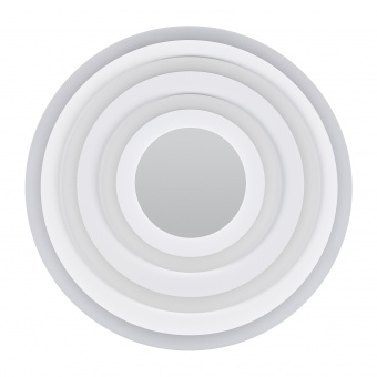 плафон Dahlia, бял, elbulgaria, led 98w, 3000k-4000k-6000k, 2296