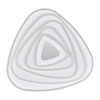 плафон Freesia, бял, elbulgaria, led 98w, 3000k-4000k-6000k, 2298