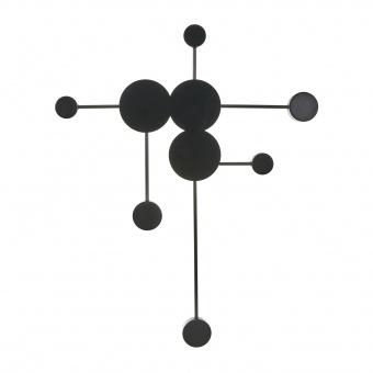 плафон Cree, черен, elbulgaria, led 30w, 4000k, 2370