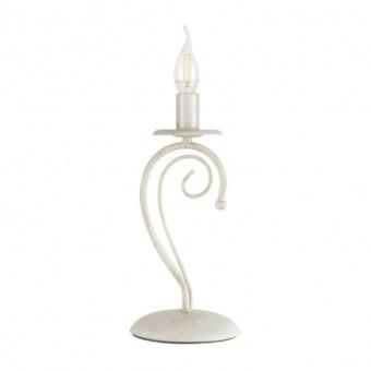настолна лампа chopin, white/gold, ondaluce, 1xE14, lt.chopin
