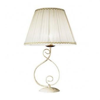 настолна лампа 2190, ivory/gold, ondaluce, 1xE27, lg.2190/1