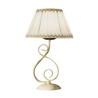 настолна лампа 2190, ivory/gold, ondaluce, 1xE14, lt.2190/1