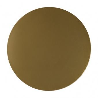 аплик luna, gold, tk lighting, led 30w, 3000k, 3150lm,  1427