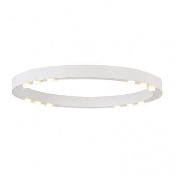 плафон magneto, matt white+sandblast, aca lighting, led 36w, 3000k, 3240lm, jnac36led65wh