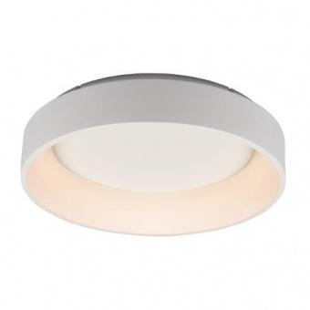 плафон apollo, matt white+opal, aca lighting, led 34w, 3000k, 1700lm, br81ledc45wh