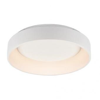 плафон apollo, matt white+opal, aca lighting, led 34w, 3000k, 1700lm, br81ledc45whd