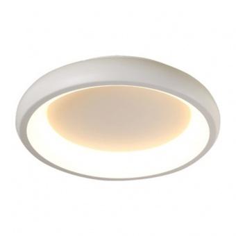 плафон diana, matt white+opal, aca lighting, led 34w, 3000k, 2330lm, br71ledc41wh