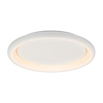 плафон diana, matt white+opal, aca lighting, led 34w, 3000k, 2330lm, br71ledc41whd