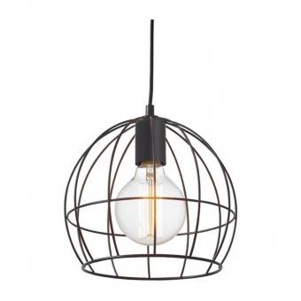 пендел prometheus, matt black, aca lighting, 1xE27, ks202925bk