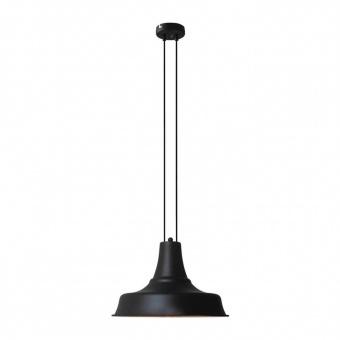 пендел stooges, matt black+white, aca lighting, 1xE27, ks14772cb