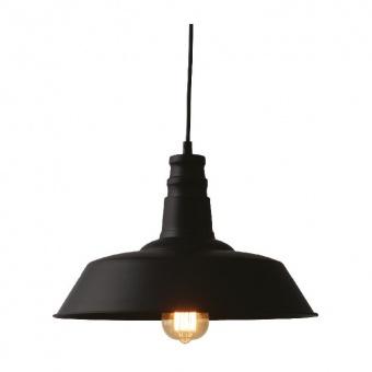 пендел minore, matt black, aca lighting, 1xE27, ks1290p36t1bk