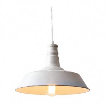 пендел minore, white patine, aca lighting, 1xE27, ks1290p36t1gw