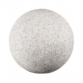pvc градинско тяло, grey, kanlux, stono 20n, 1x25w, 24654
