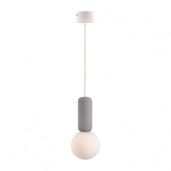 пендел venus, natural+white, aca lighting, 1xG9, mk421p10g