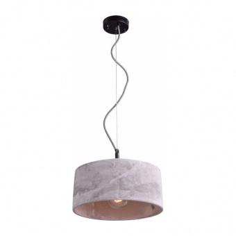 пендел elvis, natural+black, aca lighting, 1xE27, v351091p