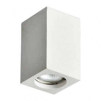 луна за външен монтаж ruth, white, aca lighting, 1xGU10, g95181c