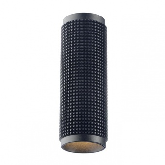 луна за външен монтаж megatron1, sand black, aca lighting, 1xGU10, yl10c118bk