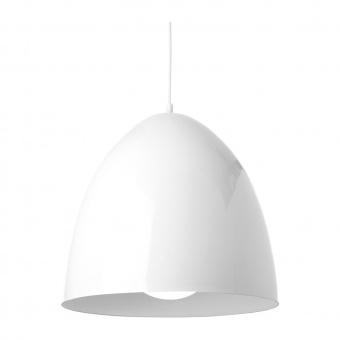 пендел othello, white, aca lighting, 1xE27, ks183240w