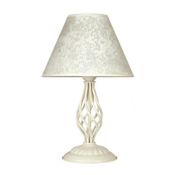 настолна лампа брунате, крем, sirius lights, 1xe27, 256731