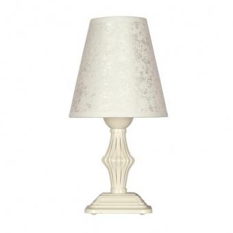 настолна лампа ашли, крем, siriuslights, 1хе27, 335540