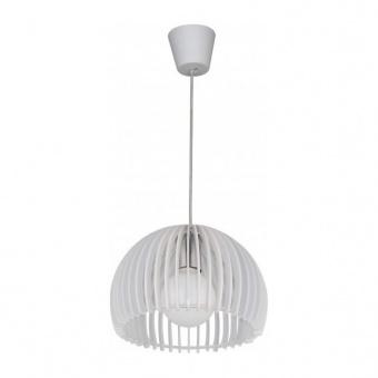пендел ellite, white, aca lighting, 1xE27, v286531p28wh
