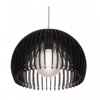 пендел ellite, black, aca lighting, 1xE27, v286531p28bk