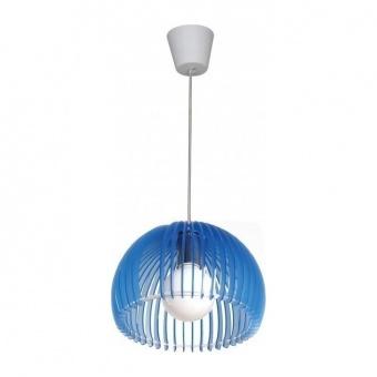 пендел ellite, blue, aca lighting, 1xE27, v286531p28bl