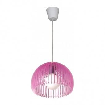 пендел ellite, purple, aca lighting, 1xE27, v286531p28pk