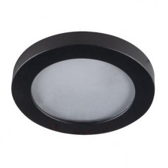 луна flini, черен, kanlux, 1xmr16/gu10, 33122