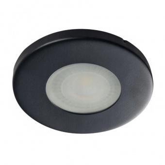 луна marin, черен, kanlux,1x35w, 32501