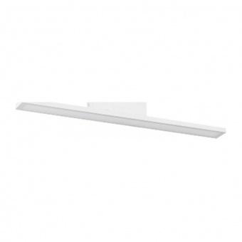 аплик за баня chloe, matt white+white, aca lighting, led 16w, 3000k, 1040lm, pn19ledw56wh