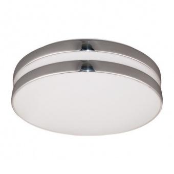 плафон gozo, chrome+white, aca lighting, 3xE27, v284913c40ch