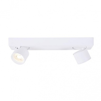 спот pluto, sand white, aca lighting, led 10w, 3000k, 800lm, 80°, ra33leds32wh