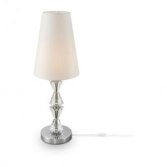 настолна лампа florero, chrome, maytoni, 1xE27, mod079tl-01ch