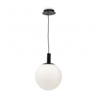 пендел perlas, black+white, maytoni, 1xE27, p061pl-01w