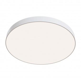 плафон zon, white, maytoni, led 96w, 4000k, 9500lm, c032cl-l96w4k
