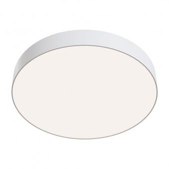 плафон zon, white, maytoni, led 44w, 4000k, 4200lm, c032cl-l48w4k