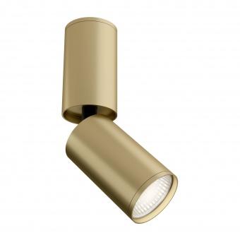 луна за външен монтаж fokus s, mint gold, maytoni, 1xGU10, c051cl-01mg